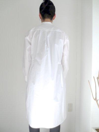 画像3: yoshio kubo / ノーカラースーパーロングシャツ[通常価格より40%off]