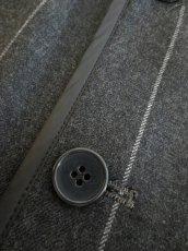 画像3: undecoratedMAN / ピンストライプスポーティジャケット (3)