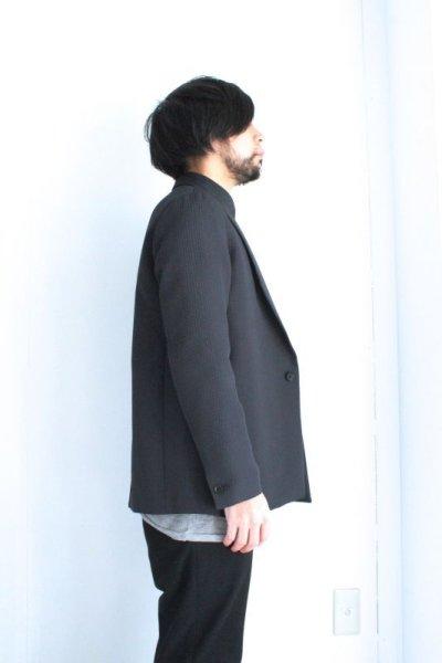 画像2: ETHOSENS / ジャガードジャケット