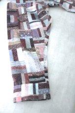 画像4: STOF / メルティングコラージュシャツ (4)