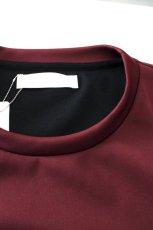 画像2: ETHOSENS / レイヤードボンディングTシャツ (2)