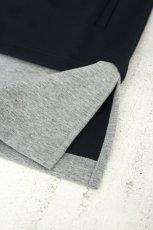 画像5: ETHOSENS / レイヤードボンディングTシャツ (5)