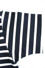 画像2: yoshio kubo / 切替ボーダーTシャツ (2)