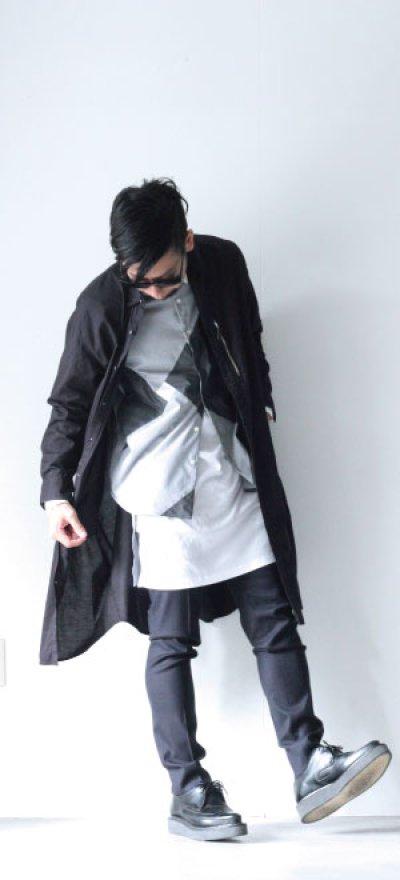画像1: STORAMA / 製品染ビッグシャツ