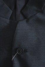 画像9: ETHOSENS / スタンドカラー1Bジャケット (9)