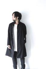 画像7: suzuki takayuki / スタンドカラーコート (7)