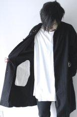 画像6: suzuki takayuki / スタンドカラーコート (6)