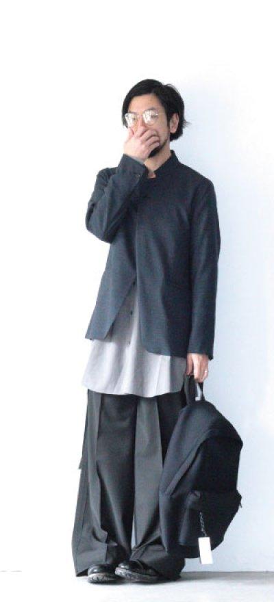画像3: ETHOSENS / スタンドカラー1Bジャケット