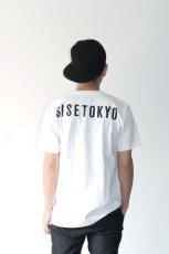 画像7: S I S E / バックTOKYOプリントTシャツ (7)