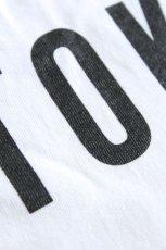 画像15: S I S E / バックTOKYOプリントTシャツ (15)