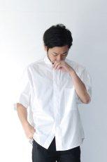 画像5: S I S E / ビッグポケット半袖シャツ (5)