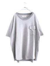 画像1: Licht Bestreben / フラップポケットボックスTシャツ (1)