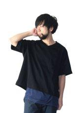 画像3: S I S E / ポンチローマTシャツ (3)