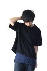 画像2: S I S E / ポンチローマTシャツ (2)