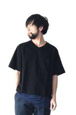 画像10: S I S E / ポンチローマTシャツ (10)