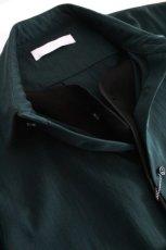画像16: ETHOSENS / テンセルレイヤードシャツ (16)