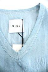 画像13: S I S E / デニムビッグポケットTシャツ (13)