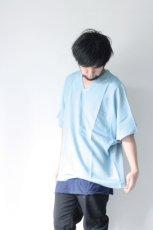 画像8: S I S E / デニムビッグポケットTシャツ (8)