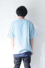 画像6: S I S E / デニムビッグポケットTシャツ (6)