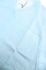 画像16: S I S E / デニムビッグポケットTシャツ (16)