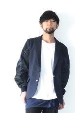 画像5: yoshio kubo / ボンバースリーブジャケット (5)