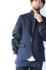 画像6: yoshio kubo / ボンバースリーブジャケット (6)