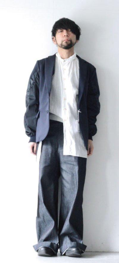 画像1: yoshio kubo / ボンバースリーブジャケット