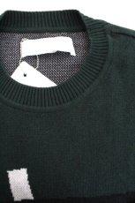 画像11: ETHOSENS / テンセル肩落としレイヤードシャツ (11)