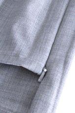 画像20: ETHOSENS / 半袖ジップシャツ (20)