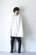 画像9: A.F ARTEFACT / ボンバーシャツ (9)