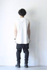 画像8: yoshio kubo / メッシュノースリーブT (8)