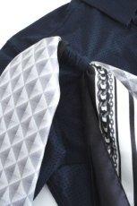 画像14: yoshio kubo / スカーフ付半袖シャツ (14)