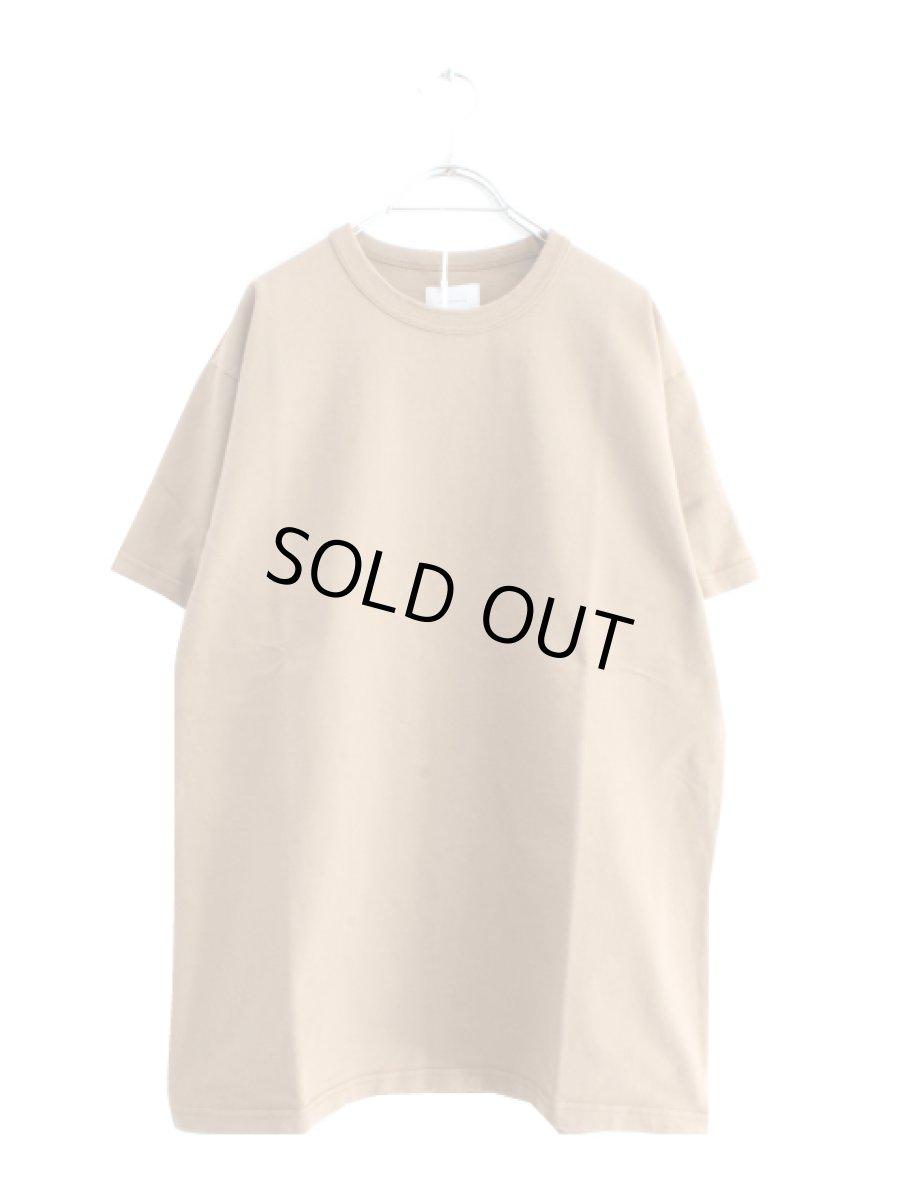 画像1: UNDECORATEDMAN / ヘビーコットンTシャツ (1)
