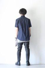 画像5: yoshio kubo / スカーフ付半袖シャツ (5)