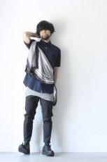 画像9: yoshio kubo / スカーフ付半袖シャツ (9)