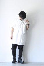 画像8: A.F ARTEFACT / ボンバーシャツ (8)