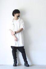 画像10: A.F ARTEFACT / ボンバーシャツ (10)