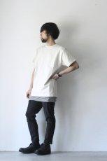 画像3: UNDECORATEDMAN / ヘビーコットンTシャツ (3)