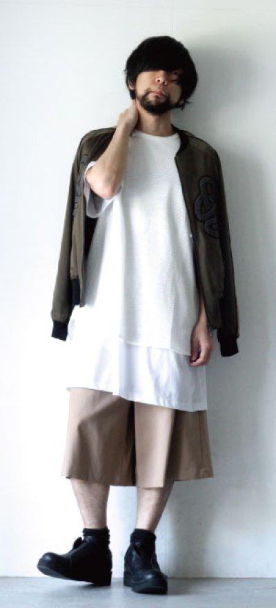 画像2: yoshio kubo / メッシュノースリーブT