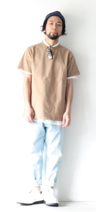 画像1: UNDECORATEDMAN / ヘビーコットンTシャツ