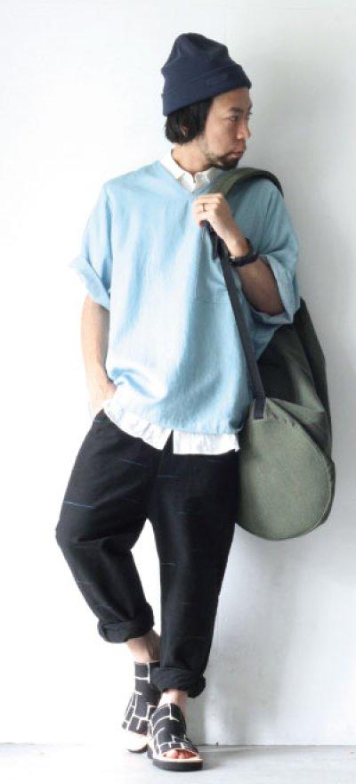 画像3: suzuki takayuki / 半袖リネンシャツ