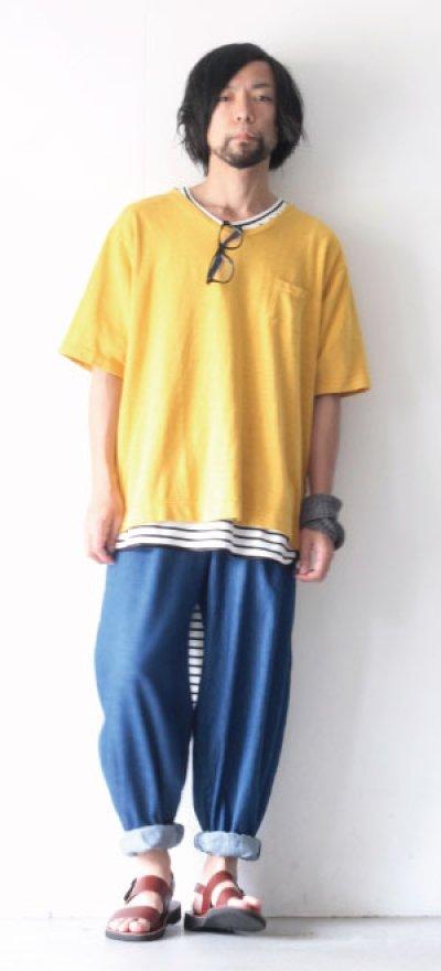 画像1: suzuki takayuki / ポケットTシャツ