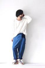 画像4: STORAMA / キャンバスシャツスリーブプルオーバー (4)