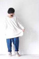画像5: STORAMA / キャンバスシャツスリーブプルオーバー (5)