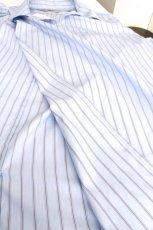 画像17: Licht Bestreben / ケープモデュファイストライプシャツ (17)