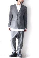 画像5: yoshio kubo / ノーカラージャケット (5)