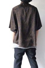 画像7: S I S E / プリントビッグポケットシャツ (7)