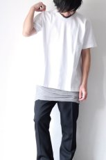 画像8: S I S E / バックプリントTシャツ (8)