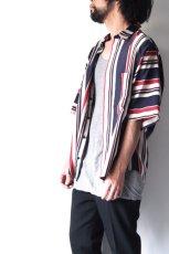 画像10: S I S E / プリントビッグポケットシャツ (10)