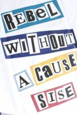 画像12: S I S E / バックプリントTシャツ (12)